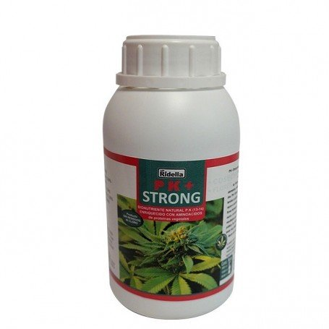 Pk Strong Los Ridella