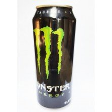 Lata Monster Energy