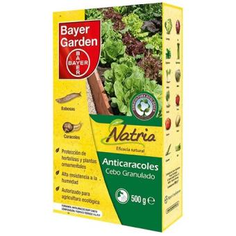 Anti Kill Snails NATRIA Ferramol Bayer 500 gr