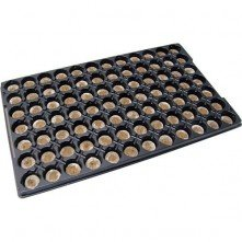 Jiffy Tray 33 mm - 84 cells