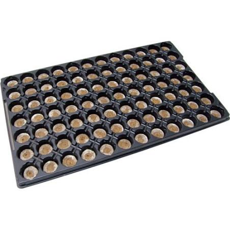 Jiffy Tray 33 mm - 84 cells