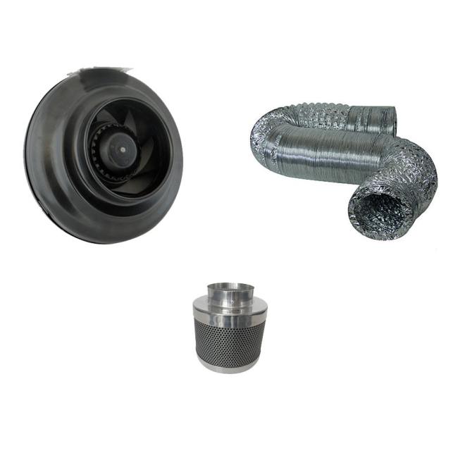 Air ventilation kit