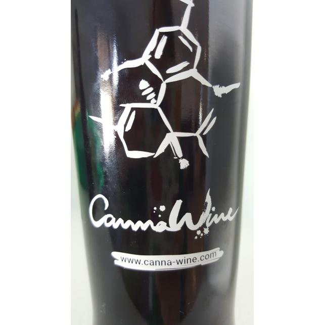 CannaWine - Vino con CBD