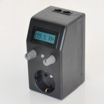 Humi Twin Controlador de humedad techgrow