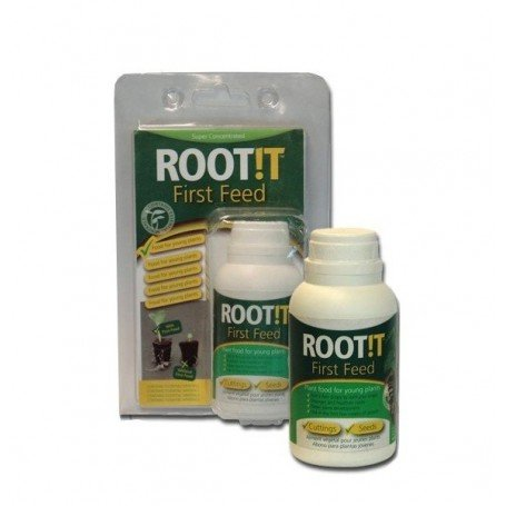 Root It First Feed