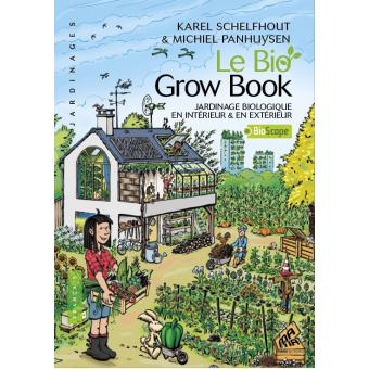Le Bio Grow Book (Lengua Francesa)
