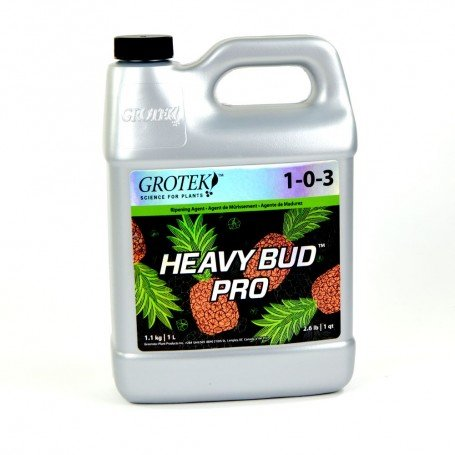 Heavy Bud Pro Grotek