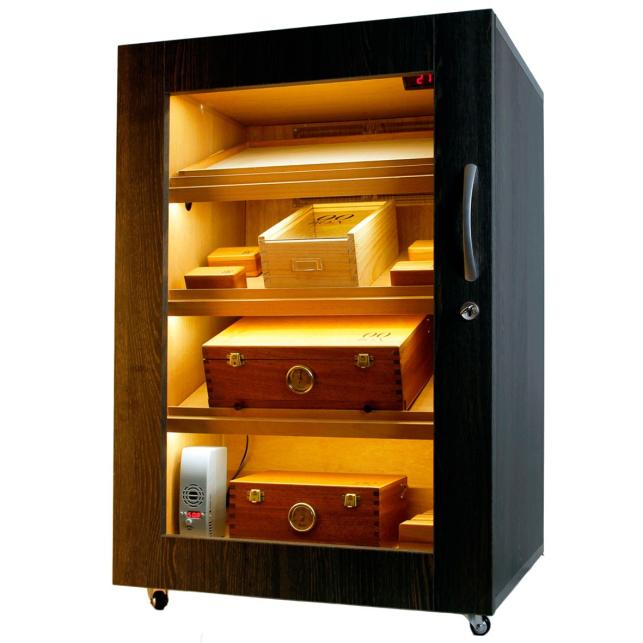 00Box Xpositor Medium Humidifier and Temperature