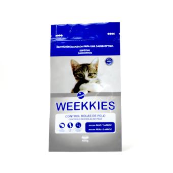 Hermetic bag of Hiding (Cat Food)