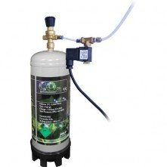 CO2 Kit Disposable bottle 1Kg
