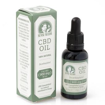Aceite de CBD Sensi Seeds 3% CBD