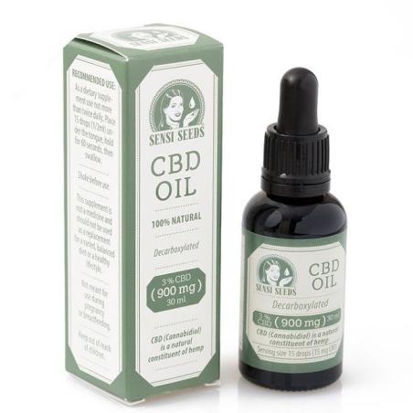 CBD Cure Oil 10ml con cuentagotas