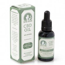 CBD Cure Oil 10ml con cuentagotas
