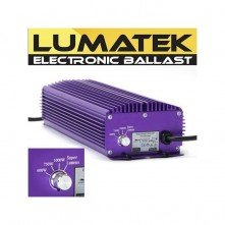 Balastro Lumatek Ultimate Professional 1000 W 240/400 V