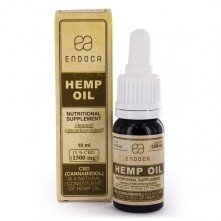Aceite CBD (15%) ENDOCA (10ML)