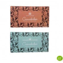Cannabichoc Naturflow chocolate con cañamo