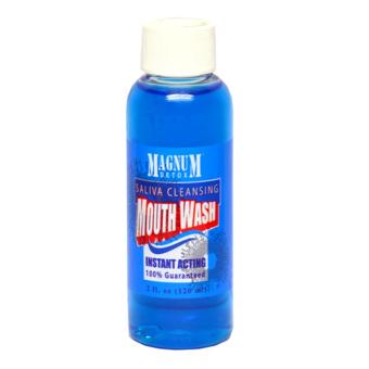 Magnum Detox, nettoyant salivaire