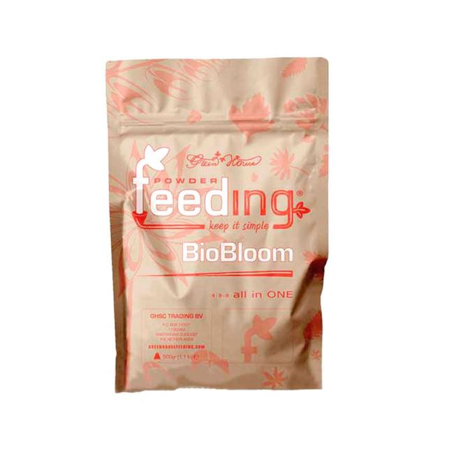Green House Powder Feeding Bio Bloom