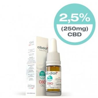 Aceite CBD Cibdol