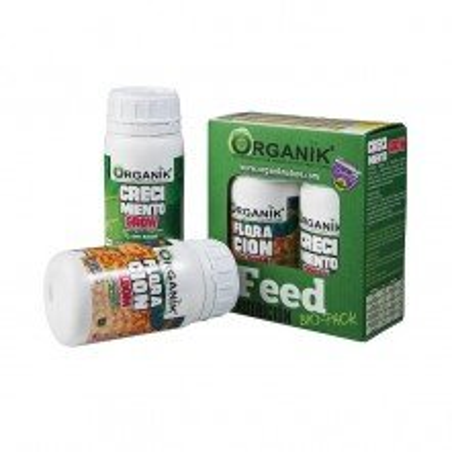 Bio Pack Nutrición Organik