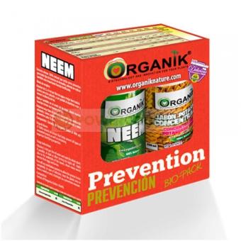Bio Pack Prevención Organik