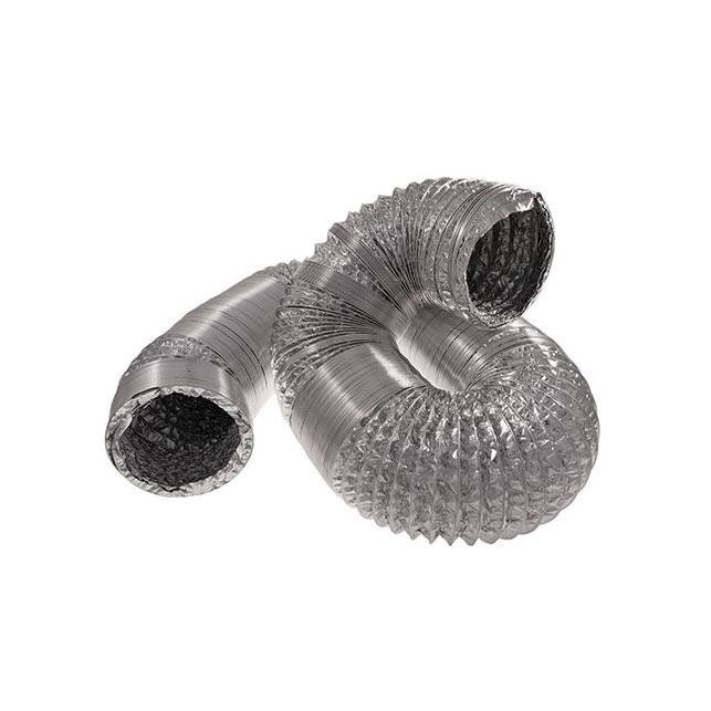 Tube en aluminium flexible