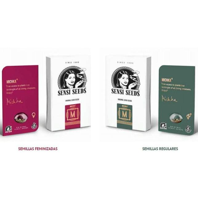 Michka Sensi Seeds (Limited Edition)