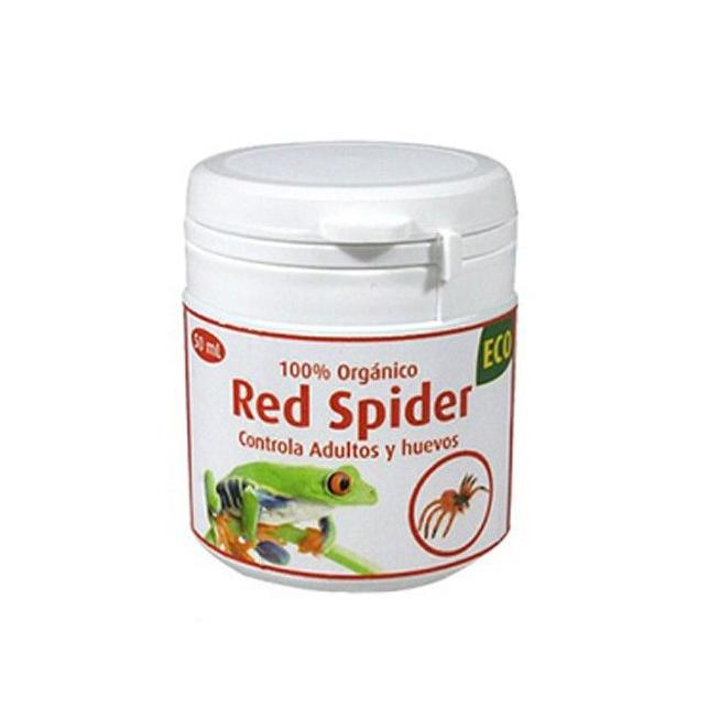 Red Spider Ravageurs et champignons