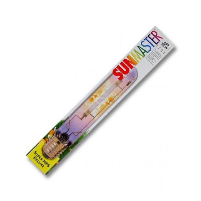 Bombilla Sunmaster HPS Floración de Luxe