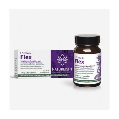 Comprimidos Natureight CBD - Flex