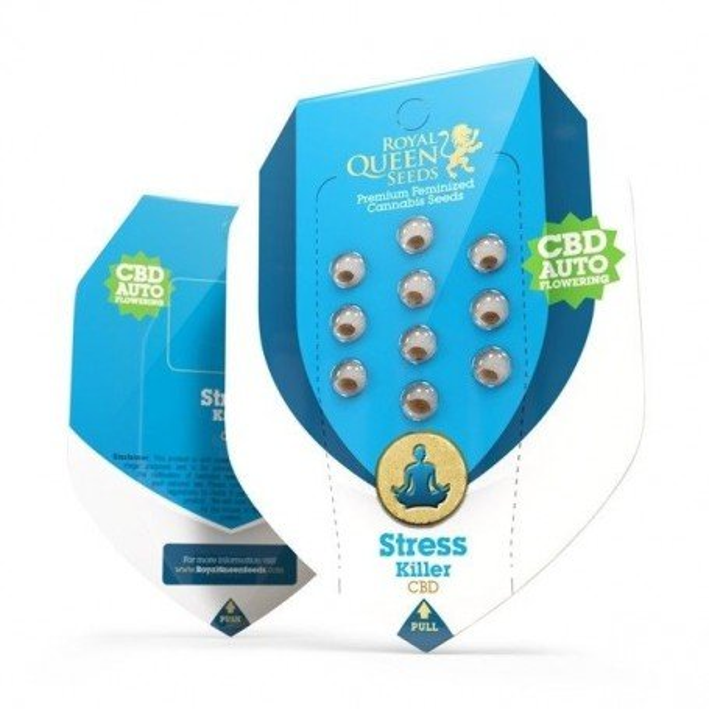 Stress Killer Automatic CBD