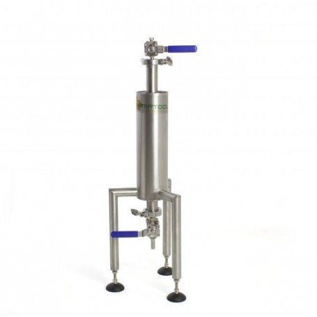 Tube d'extraction manuelle BHO 50 grs