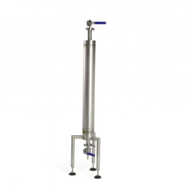 Tubo de extracción manual BHO 50 grs