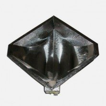 Rhomboid reflector