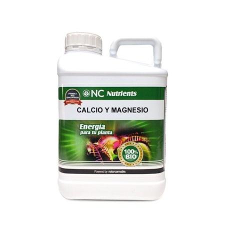 Calcio + Magnesio Naturcannabis