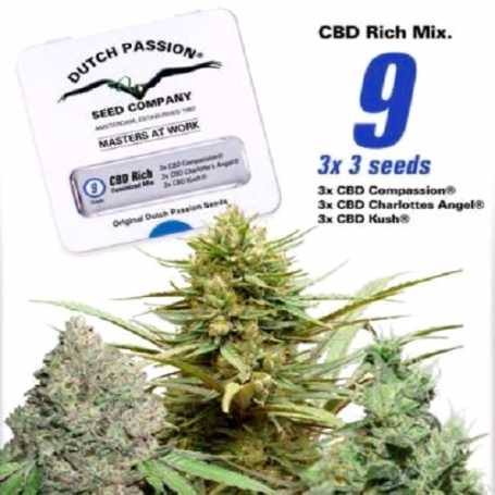 CBD Rich Feminized Mix