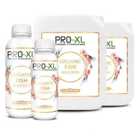 Pro-XL Organic Fish Emulsion