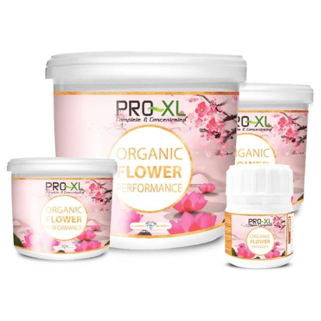 Organic Flower Performance Pro-XL