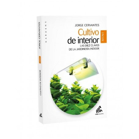 Book Growing indoor (French)