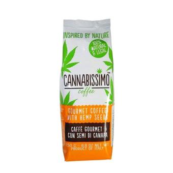 Cannabissimo coffee