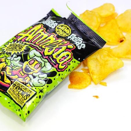 Hemp Chips - Amnesia