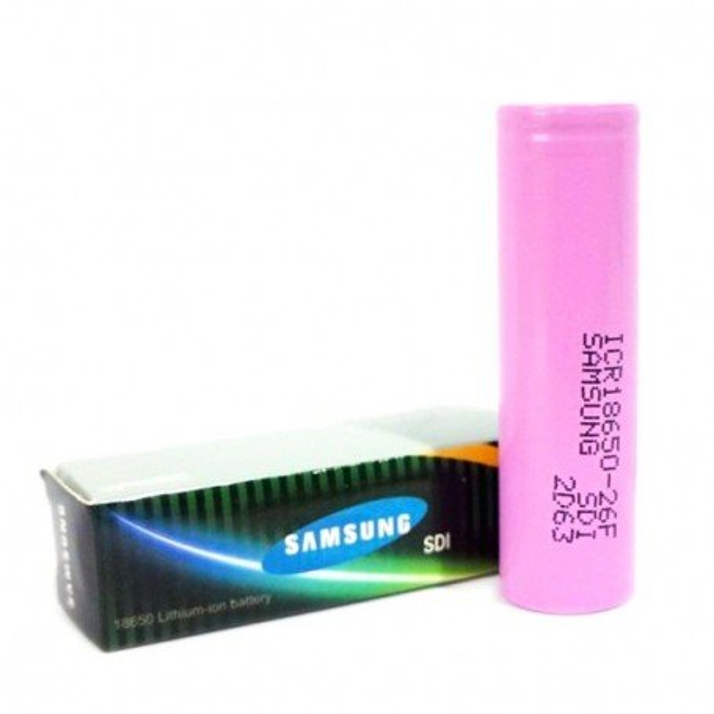 Batterie 18650 rechargeable pour vaporisateur