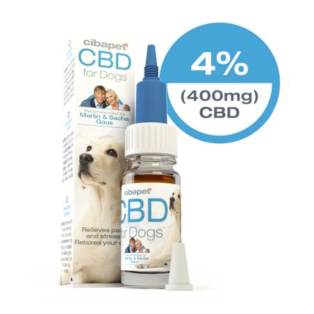 Aceite CBD para perros Cibapet