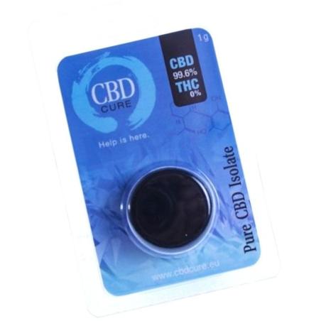 Pure CBD Isolate 99,6%