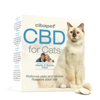 CBD cat pills Cibapet