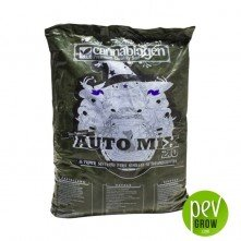 Cannabiogen auto mix 2.0 substrate