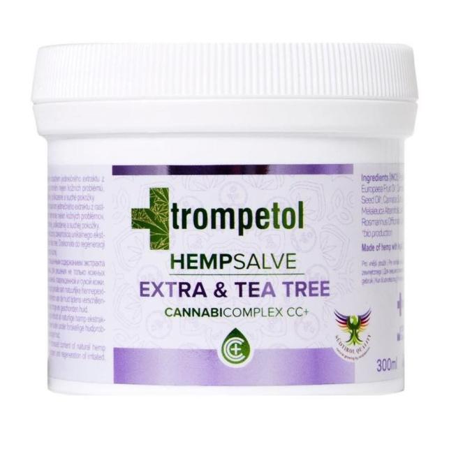 TROMPETOL EXTRA TEA TREE