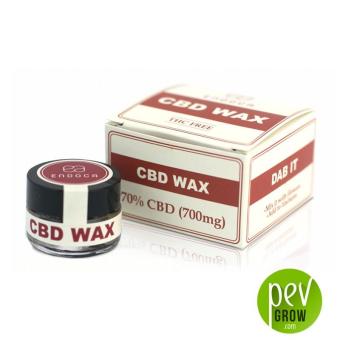 Wax CBD 70% Endoca