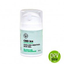 CBD Ice Cannotide Gel