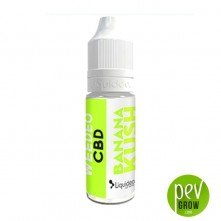 E-liquid CBD Weedeo - Banana Kush